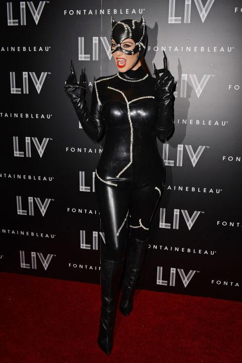 dd7c6593f7 Kim Kardashian halloween-i jelmez-evolúció
